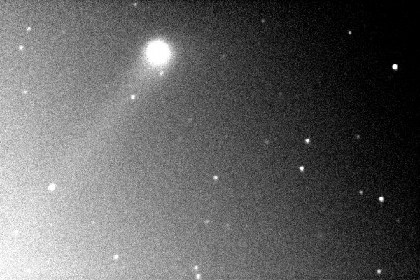 Comet Catalina on November 21, 2015 by Douglas T. Durig at Cordell-Lorenz Observatory in Sewanee, Tennessee.