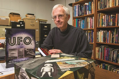 Dr. Mark Rodeghier - whose PhD is in sociology, and who makes his living as a consultant in statistical analysis and survey research - is head of the Center for UFO Studies.  He is helping to drive the push to making UFO studies a more rigorous science.