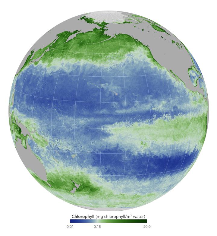 October 2015. Image credit: NASA