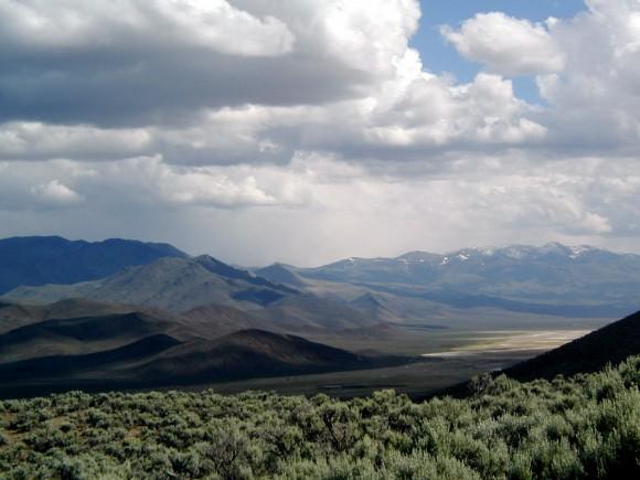 Northern Nevada, via Stanford.edu