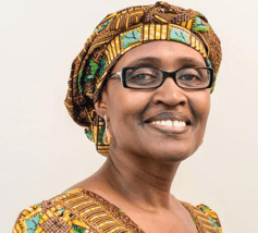 Winnie Byanyima. Photo credit: Oxfam International