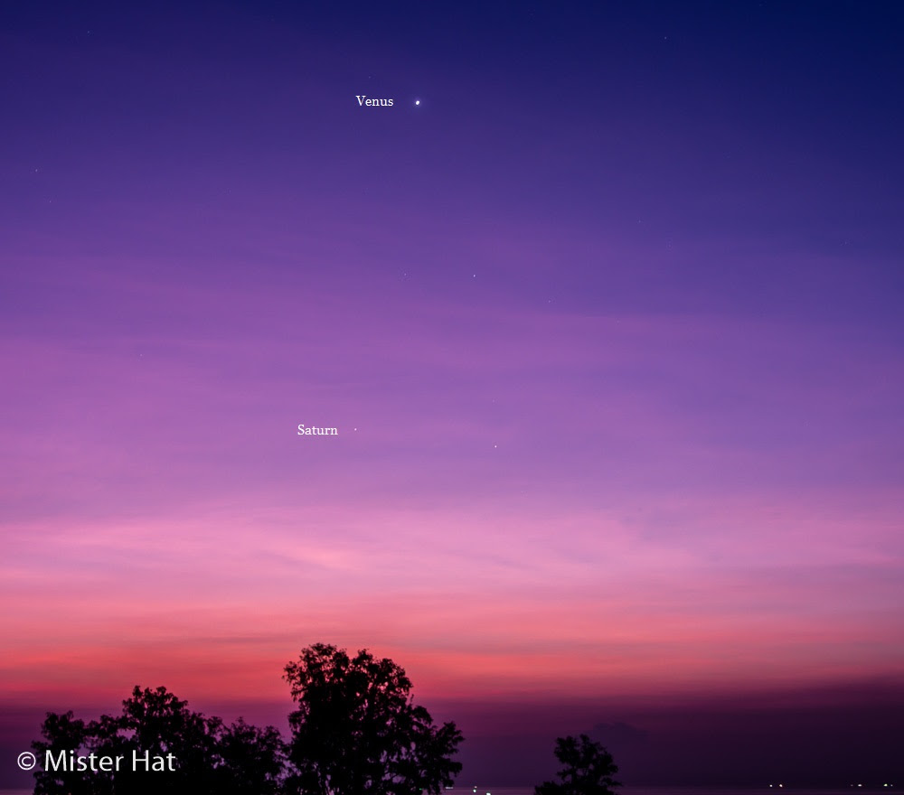 Venus was with sunrise - 2 4