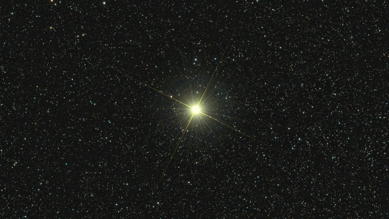 Capella Is 2 Golden Stars Brightest Stars Earthsky