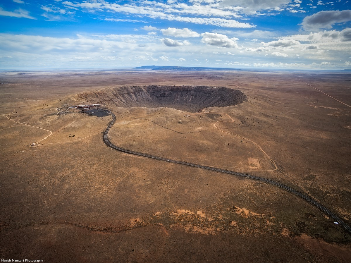 meteor crater | Tumblr