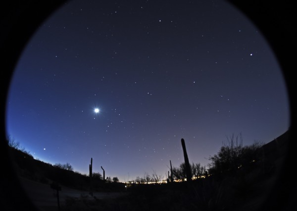 See It All 5 Bright Planets At Once Today S Image