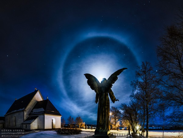 View larger.   Photo taken in Oslo, Norway, March, 2016, by Göran Strand of Sweden.