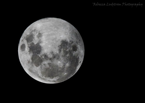 March 23, 2016 penumbral lunar eclipse from Rebecca Ludstrom Photography in New South Wales, Australia.