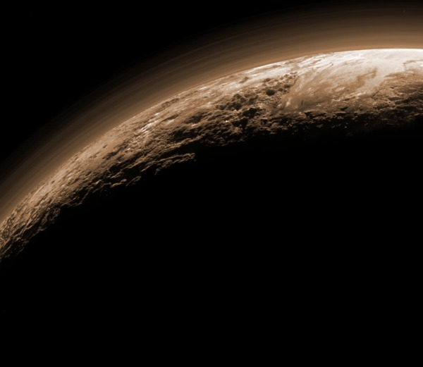 New Horizons continues to help unravel the icy dwarf planet's secrets. Image credit: NASA/Johns Hopkins University Applied Physics Laboratory/Southwest Research Institute