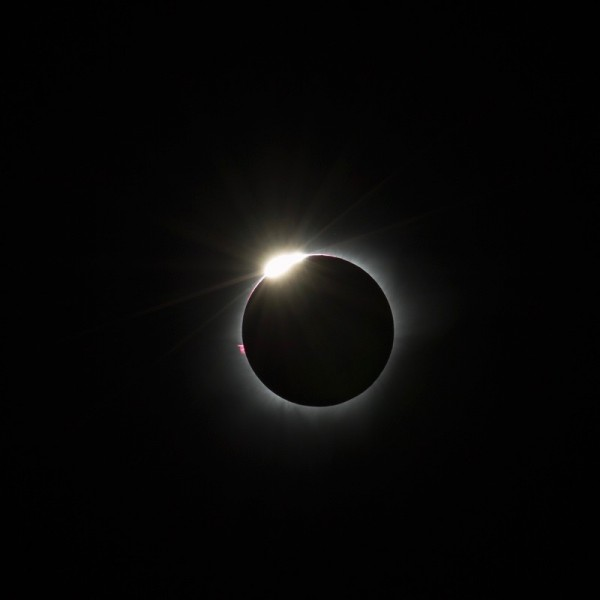 View larger. | March 9, 2016 total eclipse of the sun by Justin Ng of Singapore.
