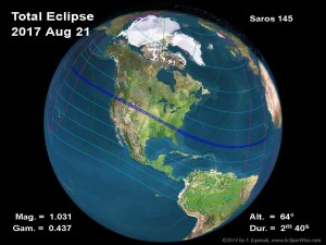 Total eclipse of sun: August 21, 2017 | EarthSky.org