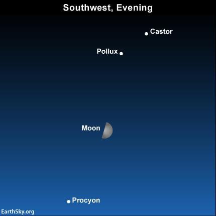 2016-april-moon-castor-pollux-procyon