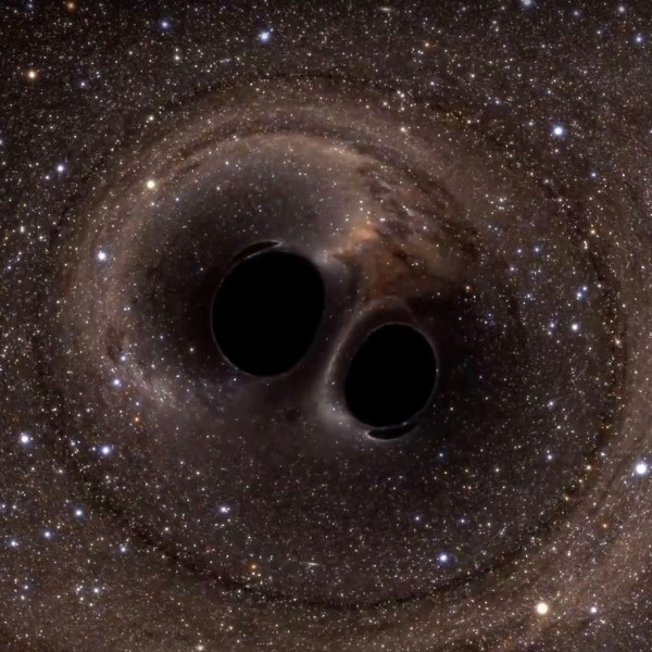 Is dark matter made of black holes? | Science Wire | EarthSky