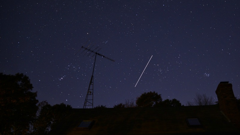 How to spot ISS in your sky