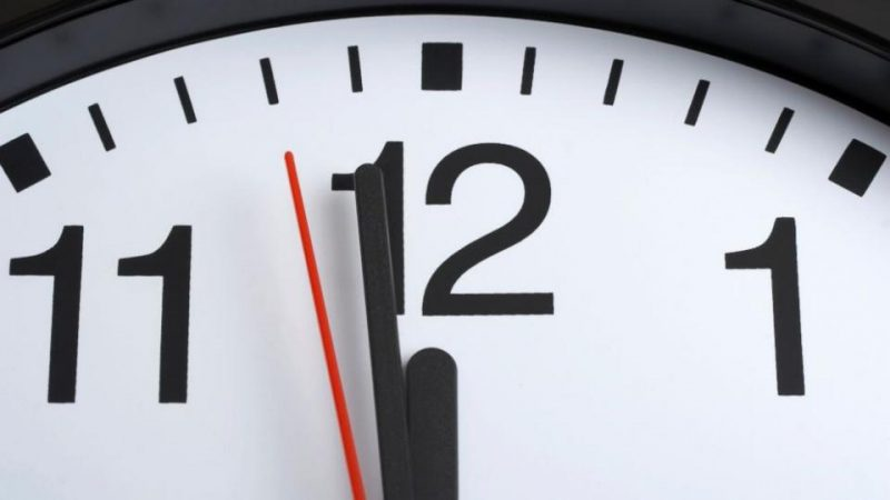 The extra second - or leap second - is added to world clocks one second before midnight, UTC.