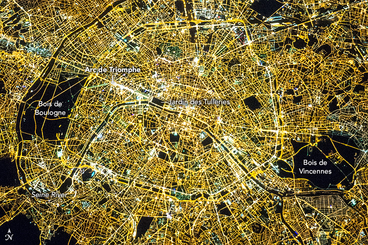 Image via NASA's Earth Observatory