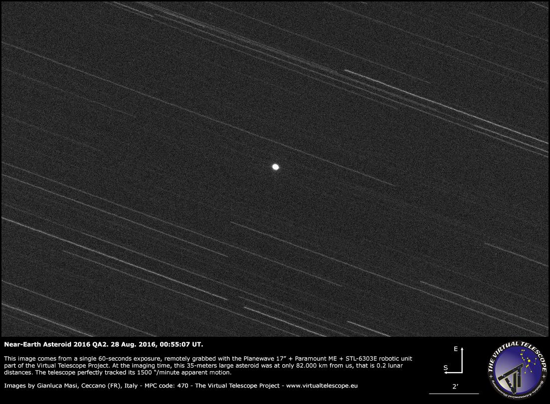 Via Gianluca Masi/ Virtual Telescope Project