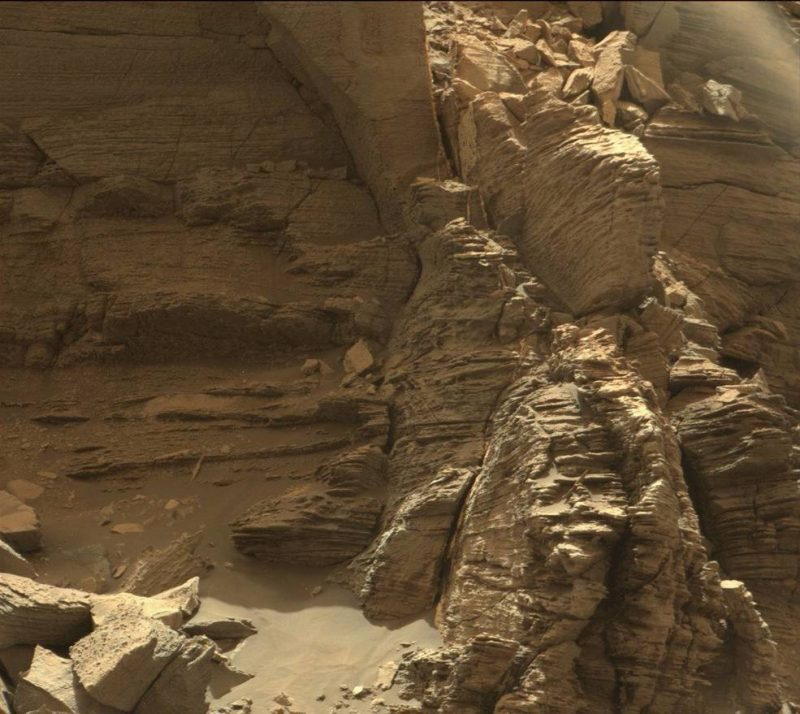 rocks on earth from mars - photo #28