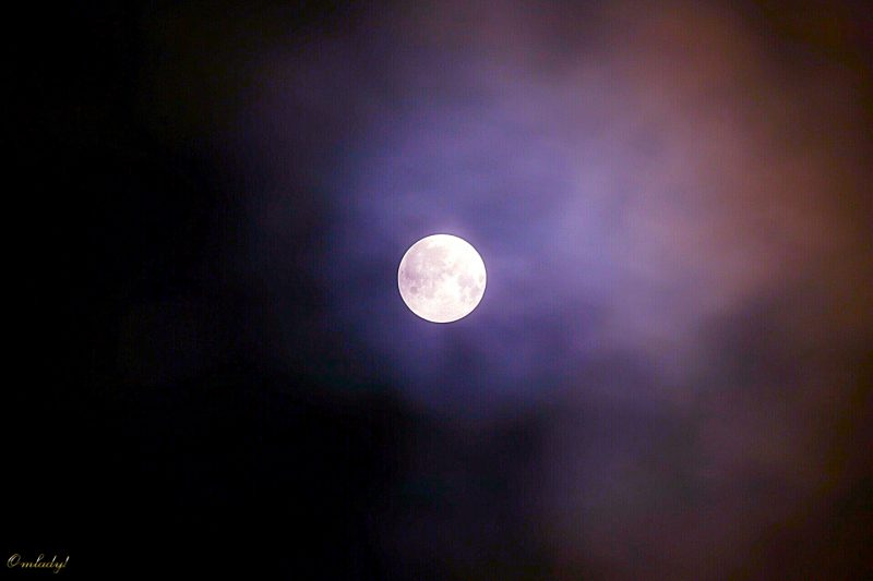 Harvest Moon over Switzerland, contributed by OMlady O.