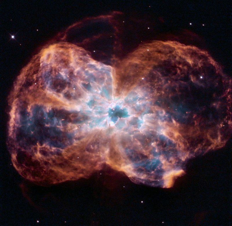 Image via NASA, ESA, and K. Noll (STScI), Acknow