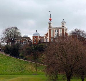 Royal Observatory at Greenwich via Wikimedia Commons.