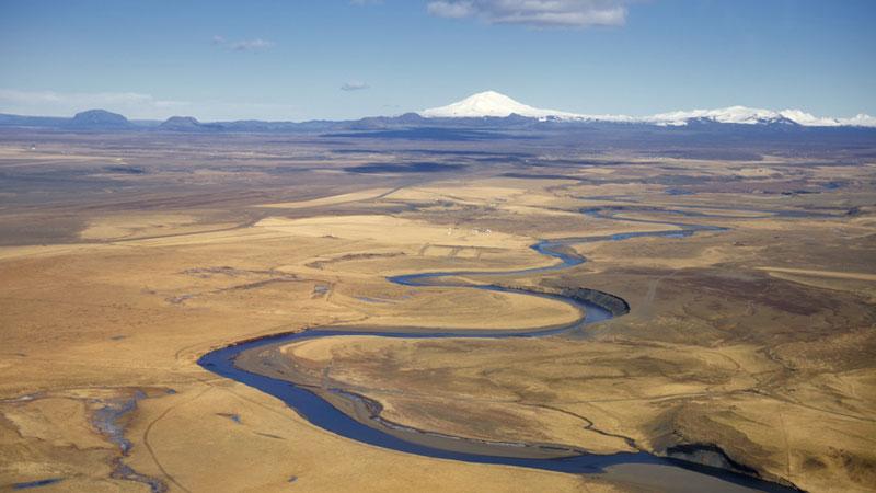 Mount Hekla in Iceland. Image Credit: Ulrich Latzenhofer.