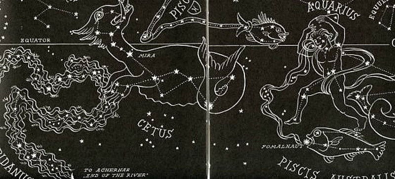 Aquarius Constellation Nasa