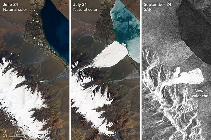 Acquired June 24 -September 24, 2016. Image via NASA.