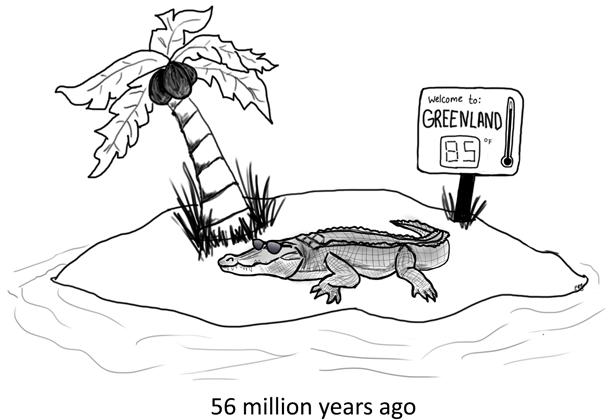 Cartoon by Emily Greenhalgh via NOAA Climate.gov.