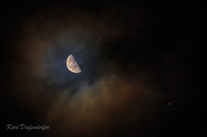 Moon, Jupiter, Spica January 18-20 before dawn | Sky ...