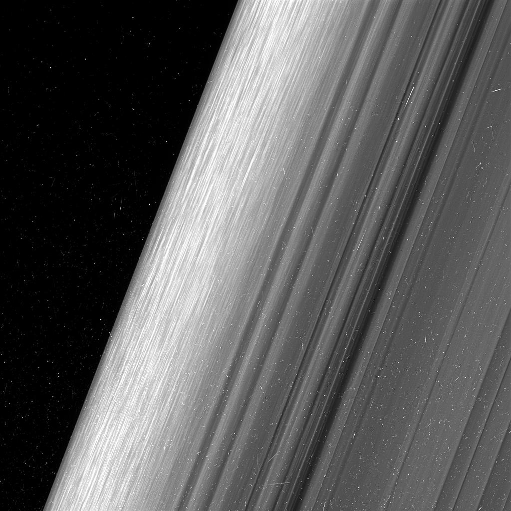 cassini saturn rings close up - photo #1