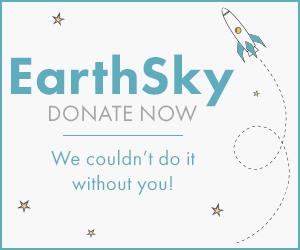 EarthSky Fundraiser