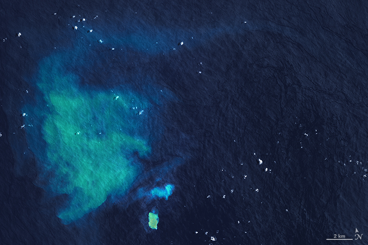 Undersea eruption | Today's Image | EarthSky