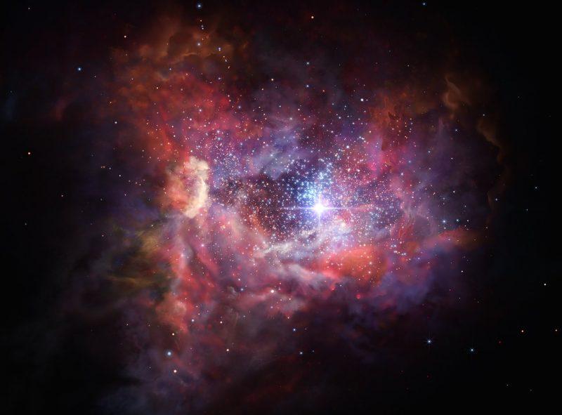 Stardust sheds light on 1st stars