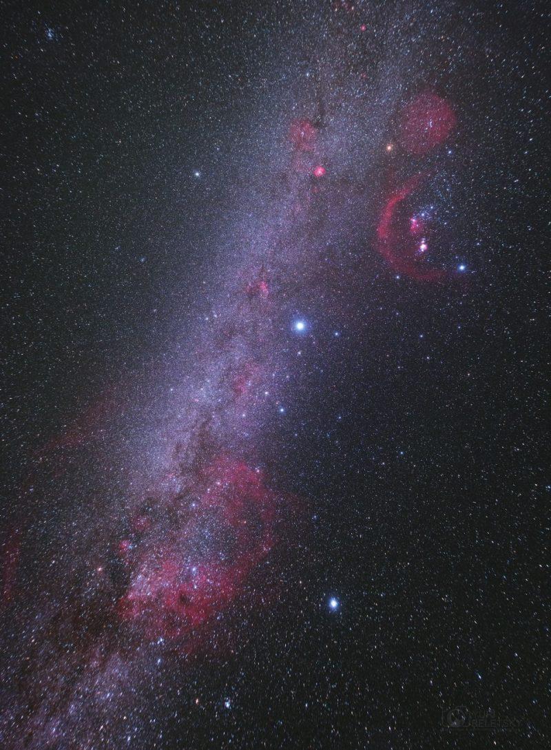 orion nebula and human brain - photo #43