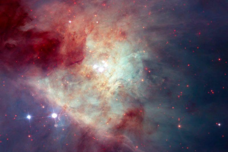 orion nebula and human brain - photo #47