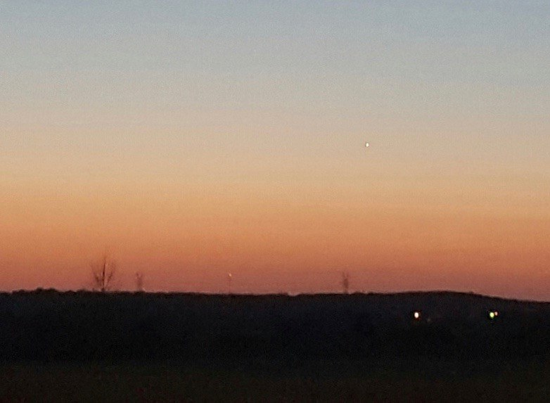 c18899aa6c Venus after sunset and before sunrise!