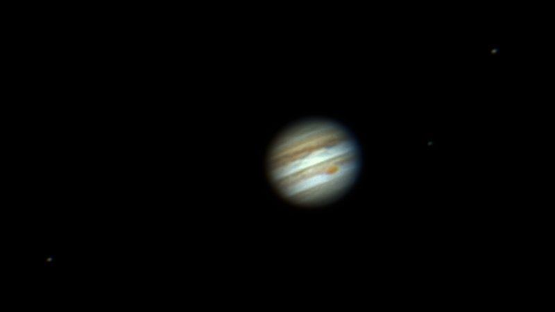 moon viewing jupiter tonight - photo #46