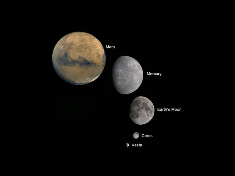 what are the moons of mercury - photo #30