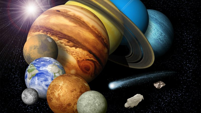10 surprises about our solar system   Space   EarthSky