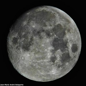 moon from France
