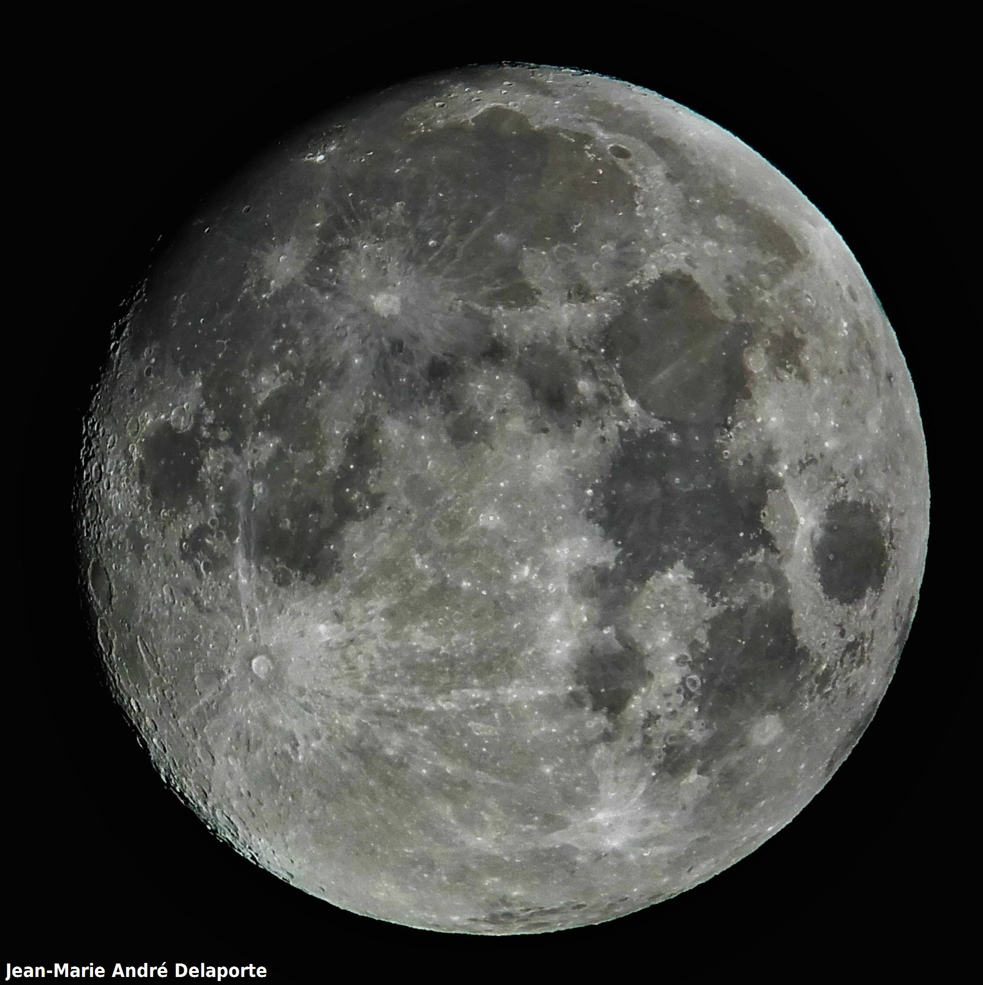 Almost-full moon on May 9 | Tonight | EarthSky