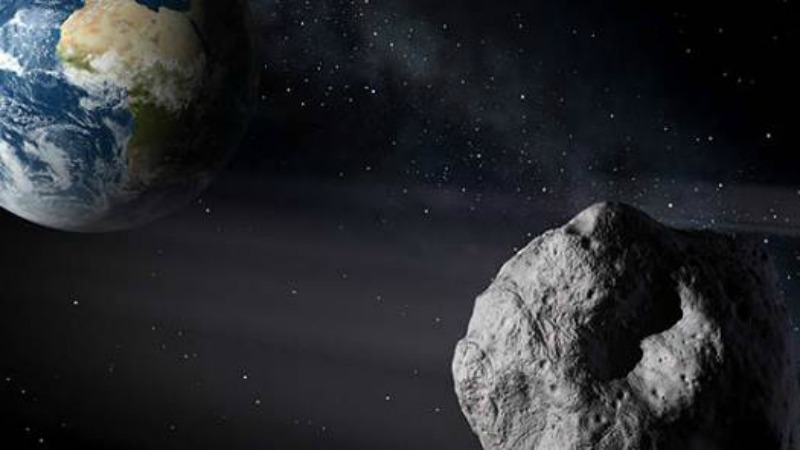 cool asteroid pictures - photo #37