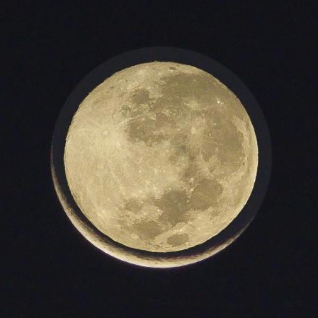 closest moon to earth - photo #13