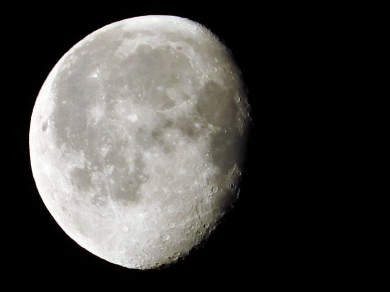 Where's the moon? Waning gibbous   Moon Phases   EarthSky Waning Gibbous Moon Phase