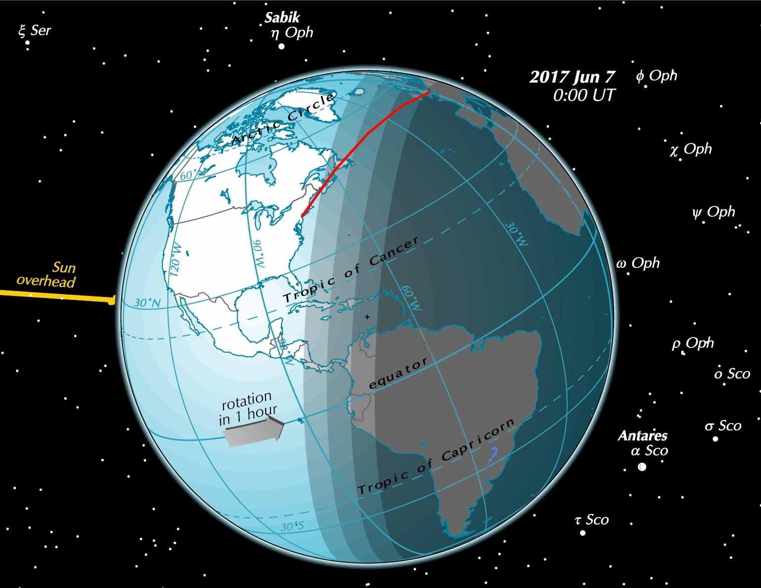 The undark nights of summer | Astronomy Essentials | EarthSky