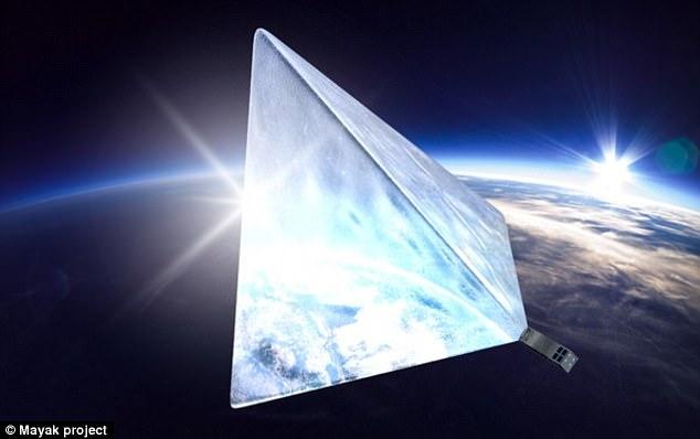 Lso rusos habían ideado un satélite que fungiera como una estrella artificial en el cielo nocturno