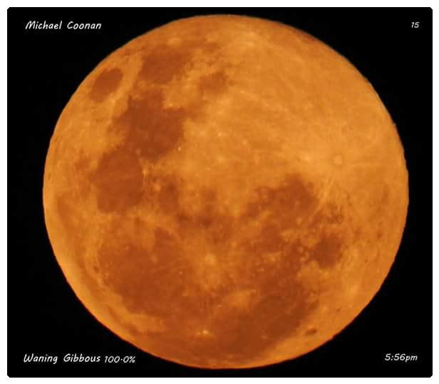 red moon today australia - photo #43