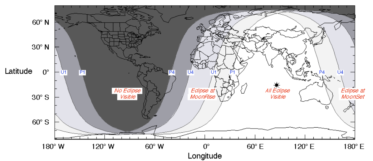 Partial lunar eclipse on August 7-8 | Tonight | EarthSky