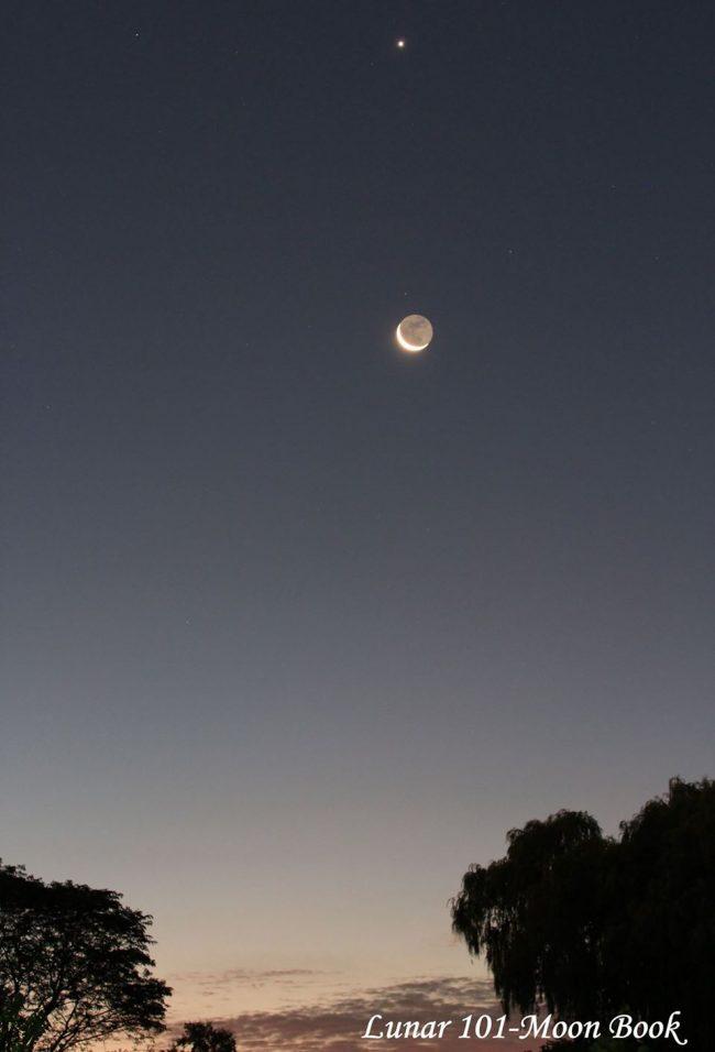 moon and venus 2017 - photo #14