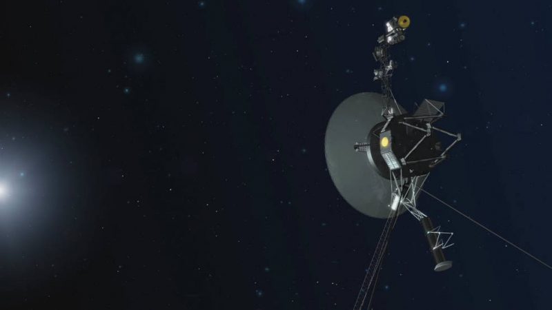 Beam a message into space for Voyager's 40th anniversary